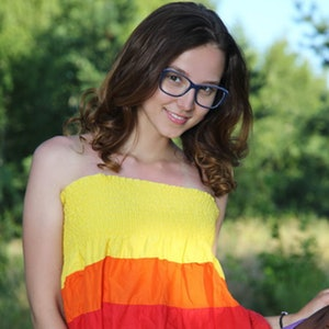 Ava metart sunkissed preview