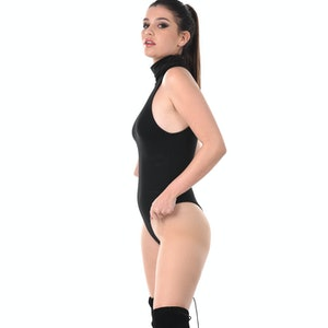 Irina Gubeva istripper ponytail in boots preview