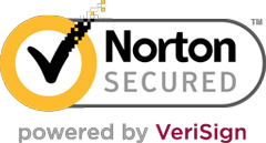 Norton Secured By Verisign logo