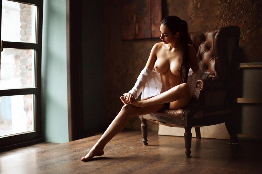 Helga naked